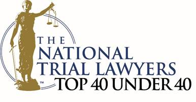 Top 40 Under 40 Lawyer